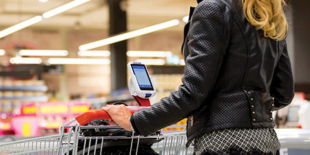 Technologie PSS pro lepší zážitek z nakupování