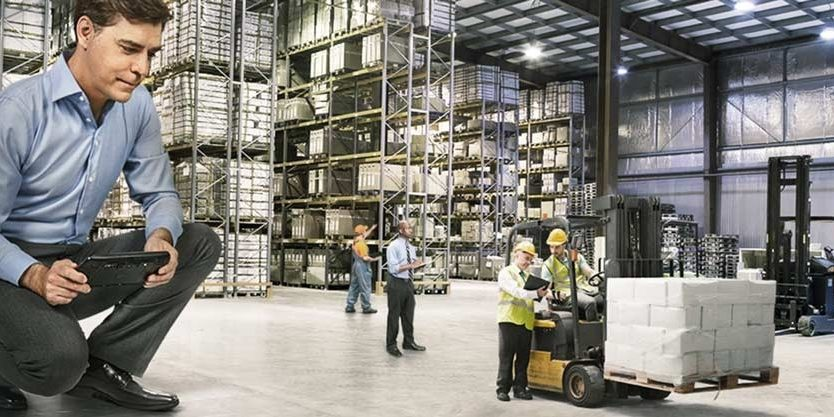 Proč se vyplatí modernizovat komunikaci ve vašem skladu a celém dodavatelském řetězci?