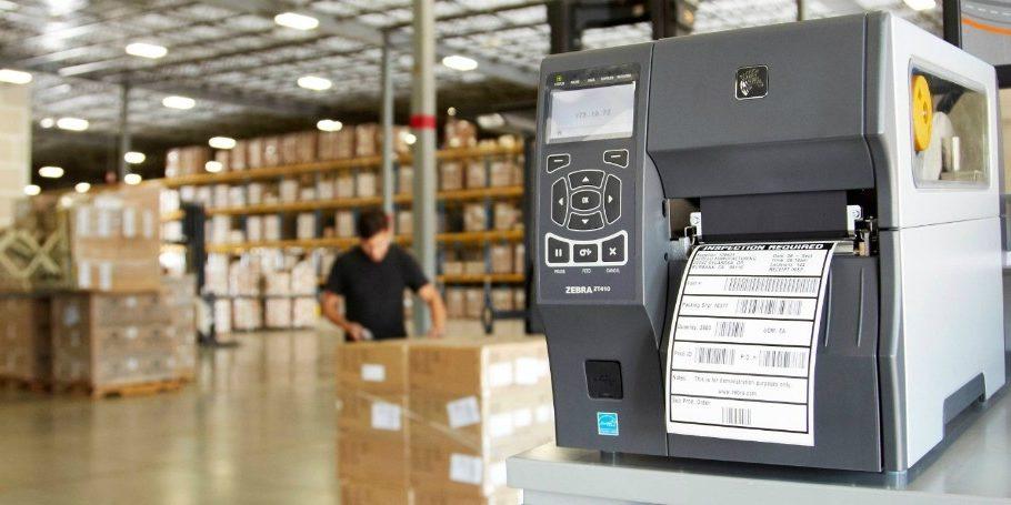 Maximalizujete provozuschopnost a produktivitu svých tiskáren? Spolehněte se na spotřební materiál Zebra!