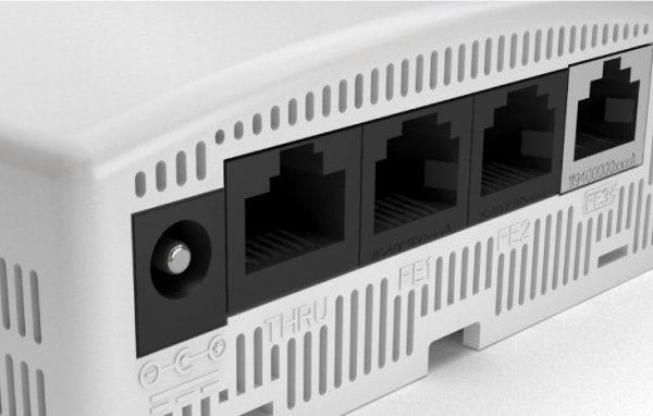 Bezdrátová síť Zebra AP 7502 access point