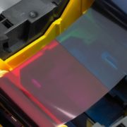 Tiskárna plastových karet Zebra ZXP Series 3