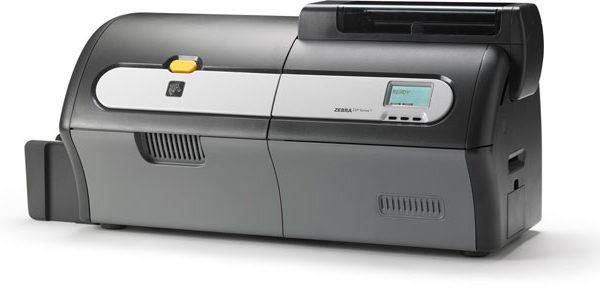 Tiskárna plastových karet Zebra ZXP Series 7