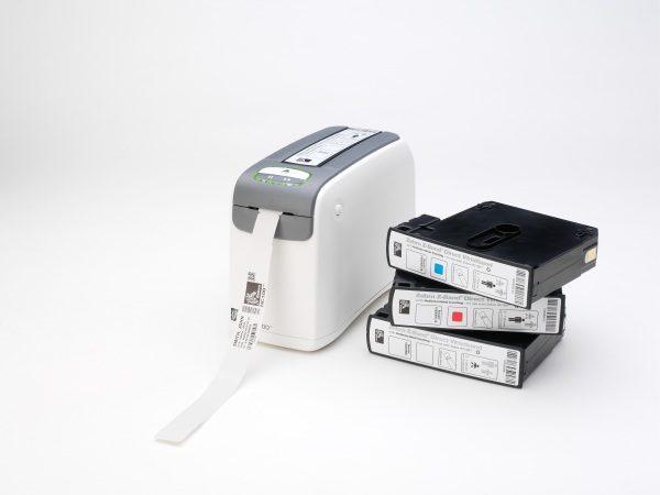 Tiskárna náramků pro zdravotnictví Zebra HC100