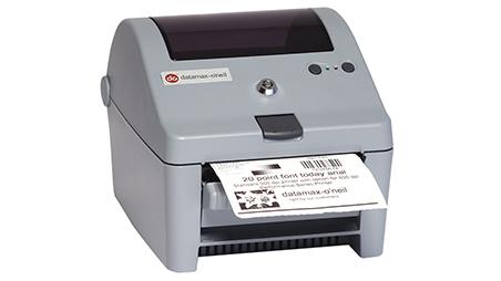 Tiskárna etiket Datamax Workstation w1110