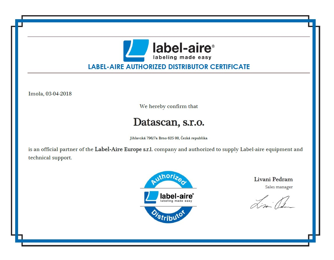 label-aire-certificate-2018