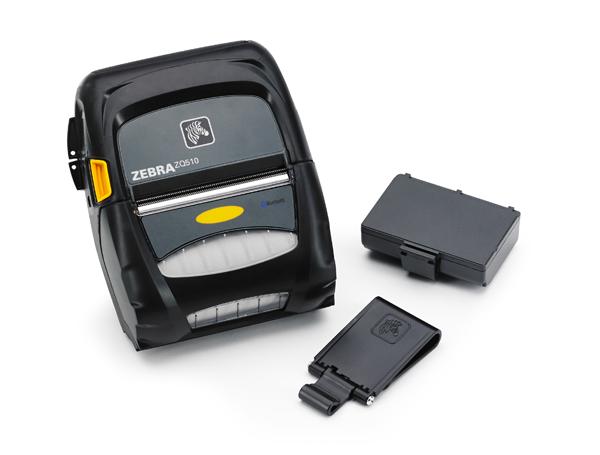 Mobilní tiskárna etiket Zebra ZQ500 Series