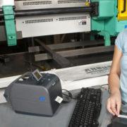 Stolní tiskárna etiket Intermec PC43d