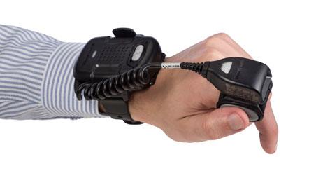 Snímač kódů na prst Honeywell 8670