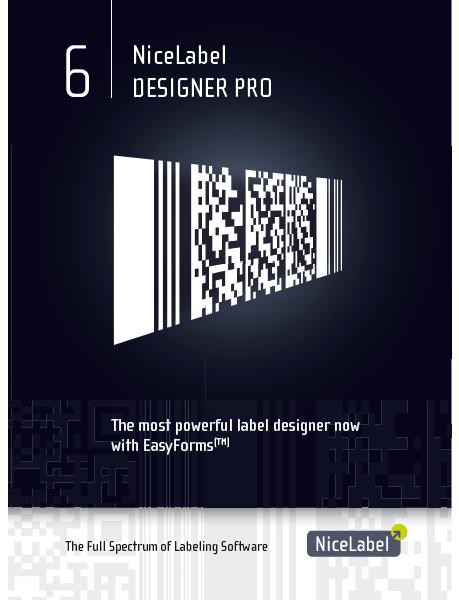 Software pro návrh a tisk etiket NiceLabel Designer Pro