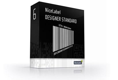 Software pro návrh a tisk etiket NiceLabel Designer Standard