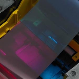 Barvicí pásky