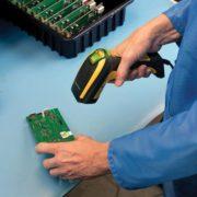 Průmyslová čtečka kódů Datalogic PowerScan PD9330