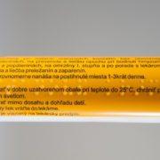 Tuby na léčiva s Braillovým písmem