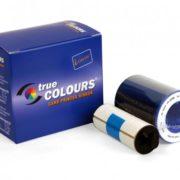 Barvicí pásky pro potisk karet Zebra True Colours