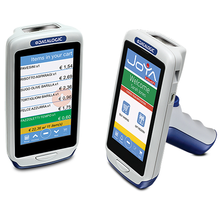 Mobilní terminál Datalogic Joya Touch