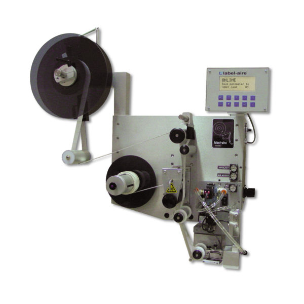 Aplikátor etiket bez tisku Label-Aire 3111/14 EAS
