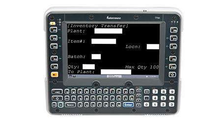 Mobilní terminál Honeywell Thor CV41