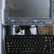 Mobilní terminál Honeywell Thor VM3
