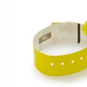 Identifikační náramky na zápěstí pro pacienty
