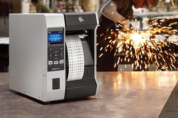 Poslední novinky od společnosti Zebra? Průmyslové tiskárny etiket a štítků!