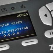 Produktivní stolní tiskárna etiket Zebra ZD620