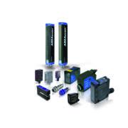 Optoelektronické zesilovací senzory s optickými vlákny