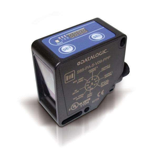Kompaktní barevné kontrastní senzory Datalogic