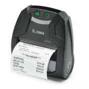 Mobilní tiskárna etiket Zebra ZQ320 inside