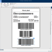 Software pro návrh a tisk etiket NiceLabel Desktop Solutions