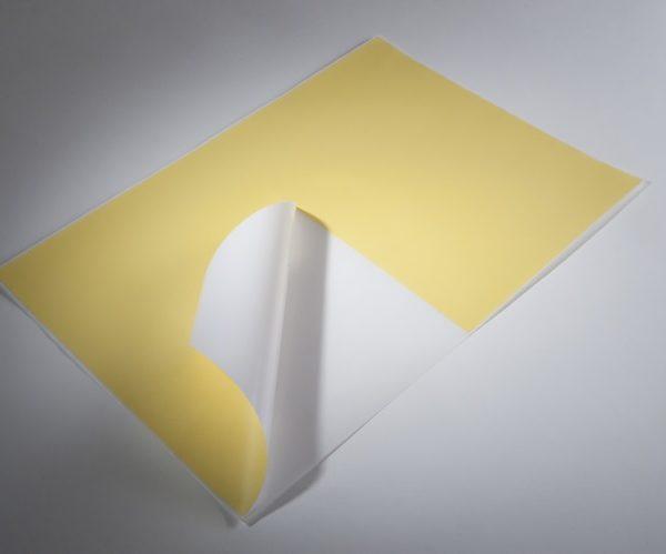 PRINT etikety na arších pro dotisk v laserových tiskárnách