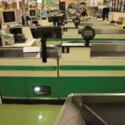 Pultový snímač Datalogic LaneHawk LH4000
