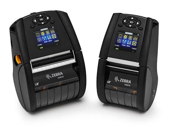 Mobilní tiskárna etiket Zebra ZQ600 Series