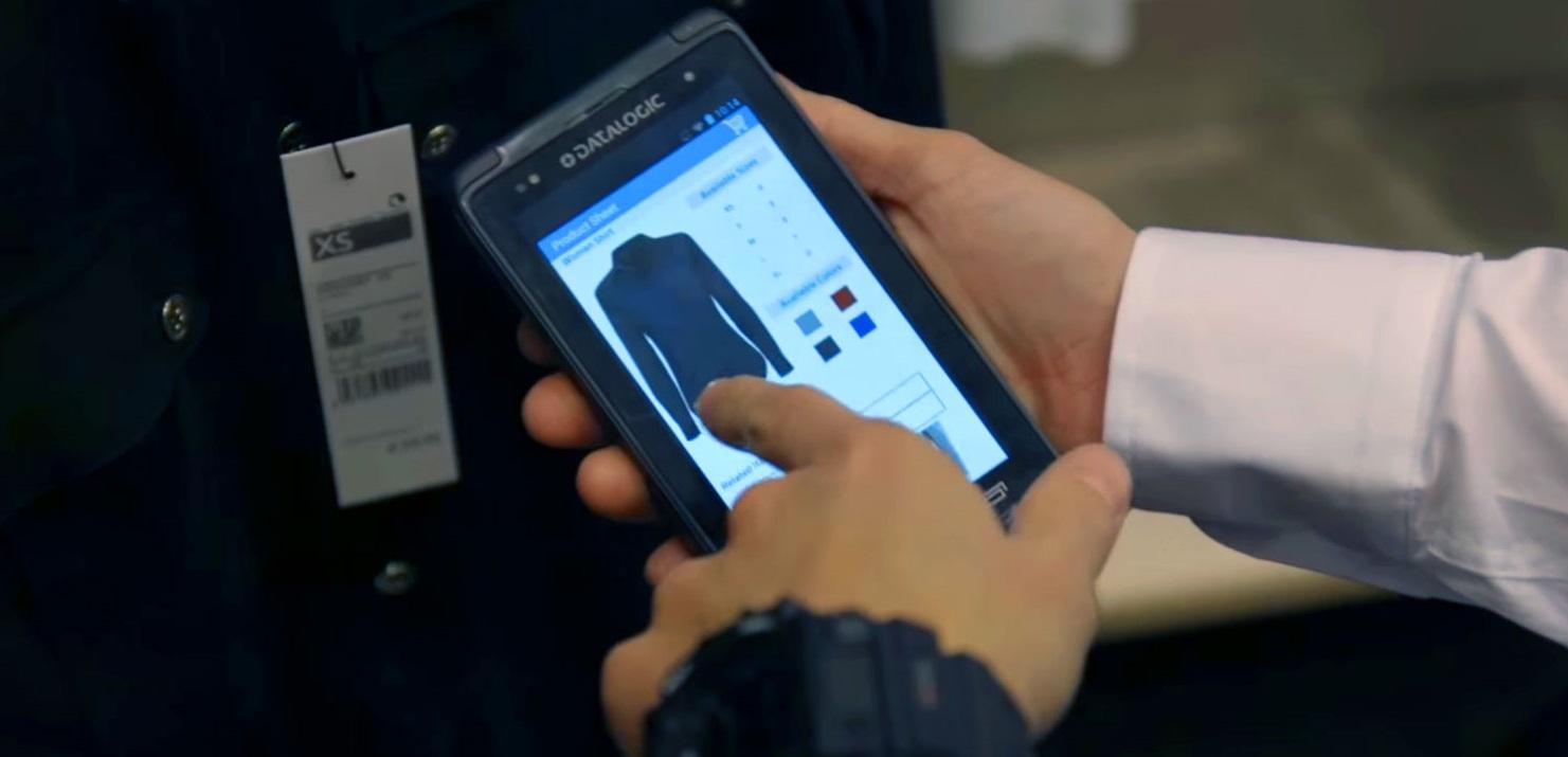 Pracovníci mají snadný přístup k informacím o produktech.